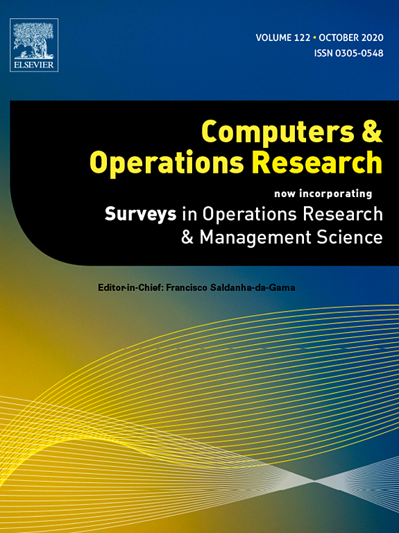 Computers & Operations Research